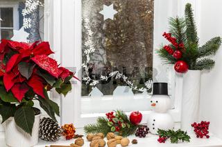 Stillleben Weihnachten, Christmas still life