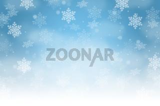 Weihnachten Hintergrund Schnee Karte Weihnachtskarte Dekoration Winter Schneeflocke Textfreiraum Copyspace