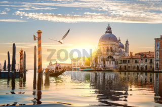 Gand Canal in Venice