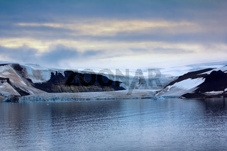 Franz Josef Land - glaciers
