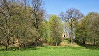 Hannover - Hinüberscher Garten, Deutschland