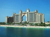 Atlantis The Palm, Dubai, United Arab Emirates.