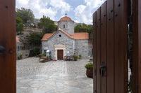 Kloster Koudouma, Südküste Kreta