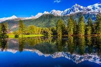 Resort of Chamonix