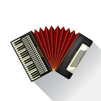Vector accordion instrument
