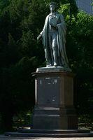 Schillerdenkmal Frankfurt