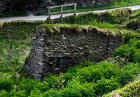 Tintagel - Burg- IV - Cornwall - England