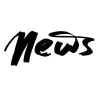 News  - ink lettering