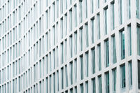 office building facade, modern architecture, real estate background