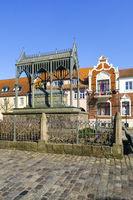 Denkmal Kšnigin Luise von Preu§en, Gransee, Brandenburg, Deutschland