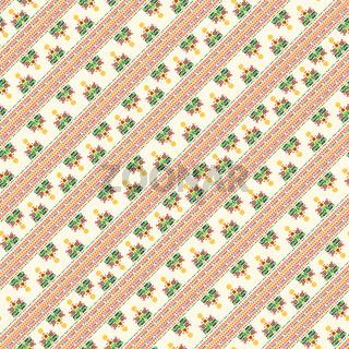 Hungarian seamless pattern 7