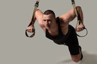 TRX bodybuilder training