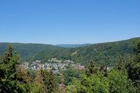 Heimbach(Eifel) im Eifel Nationalpark,Nordrhein-westfalen,Deutschland