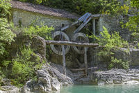 Mühle in Kroatien