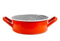 Big Red Saucepan