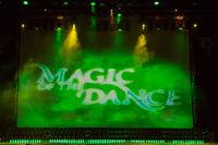 Magic of the dance.
