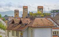 Altstadt Rapperswil, Schweiz