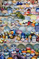 Keramik ,Teller , Tassen