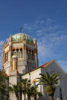 St Augustine Florida church