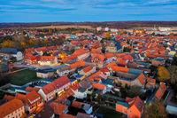 Luftbilder aus Harzgerode im Harz