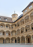 Innenhof Altes Schloss Stuttgart