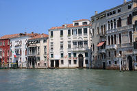 Gebäude in Venedig
