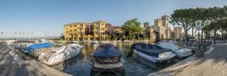 Hafen Sirmione   Gardasee
