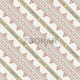 Hungarian seamless pattern 6