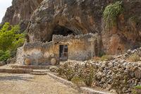 Felsenkirche Agios Ioannis, Südküste Kreta
