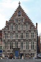 guild house facade