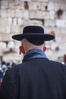 Religious orthodox jew
