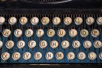 Old Classic Typewriter