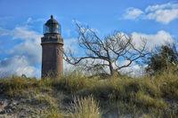 Leuchtturm Darss-Ort II