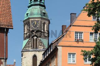 Hannover - Kreuzkirchenviertel, Deutschland