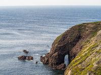 Irland Bloody Foreland an der Küste von