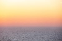 Beautiful morning sunset sky with soft blur pastels gradient background .