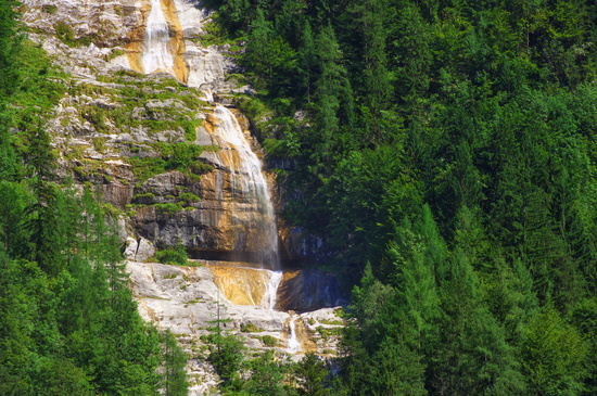 Königsbach Wasserfall, Königssee