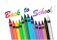 Back to School with Crayons