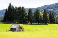 Bayrische Landschaft 004. Deutschland