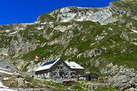 Wildhornhütte des Schweizer Alpen-Clubs