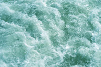 Background from the raging sea water