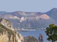 Vulcano in Sicily