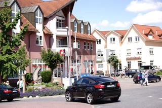 Kreisverkehr Innenstadt Nieder-Olm