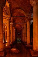 Basilica Cistern - Yerebatan Sarnici