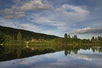 The Klaralven river