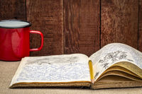 vintage expedition travrel journal