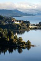 Nahuel Huapi lake, Patagonia Argentina, near Bariloche