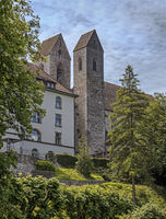 Stadtpfarrkirche St. Johann Rapperswil, Schweiz