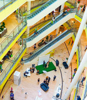 Cerdica Center shopping mall, Sofia