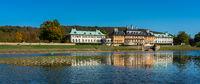 Schloss Pillnitz in Sachsen
